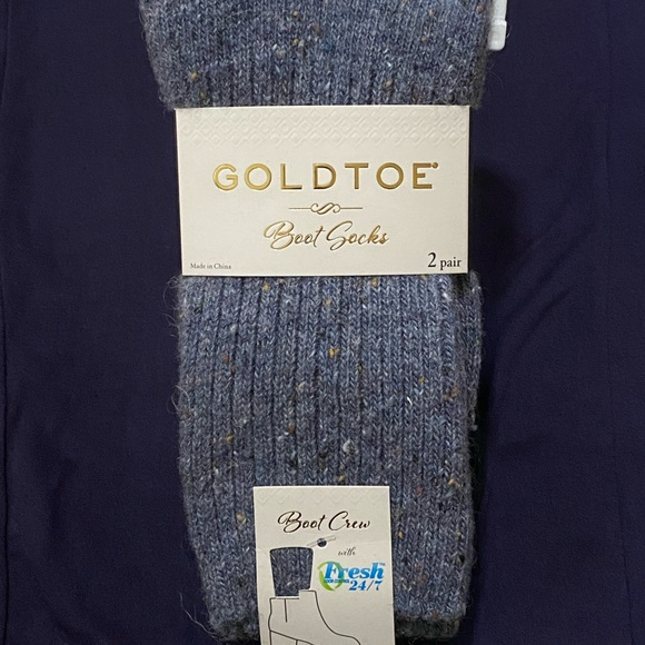Gold Toe Other - GOLD TOE BOOT SOCKS